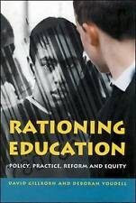 Rationing Education-ExLibrary