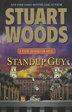 Standup Guy:A Stone Barrington Novel by Stuart Woods  Large Print Edition