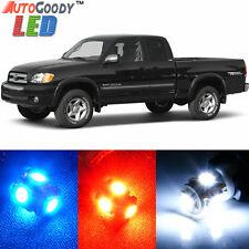 6 x Premium Xenon White LED Lights Interior Package Deal Toyota Tundra 2000-2003