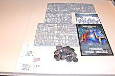 Warhammer Dark Imperium Primaris Space Marine Half