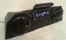 ATV Stereo Radio Complete Fully Assembled Waterproof LOUD  Sony & Boss