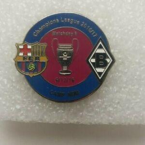 Barcelona FC--VfL Borussia Monchengladbach-LC -1516 pin
