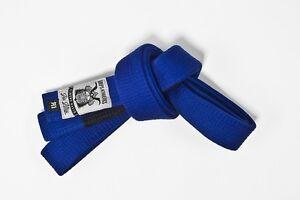 GR1PS- Brazilian Jiu-Jitsu Gürtel blau. BJJ belt. blue. A1-A3. sehr hochwertig.