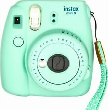 Fujifilm Instax Mini 9 Mint Green Instant Camera | Polaroid Film Camera