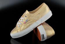 Superga 2751 LAMEW Damen Sneaker Gold Or (gold)schuhe EUR 40