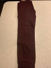 Forever 21 F21 Size  Men's 32 Stretch Purple Berry Jogger Pants