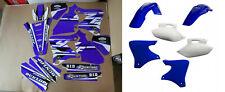 YZF 250 400 426 98 99 00 01 02 FLU PTS4 Graphics Sticker & Plastic Kit Plastics
