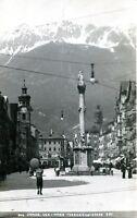 uralte AK, Innsbruck Maria Theresienstraße (Nr. 981), 1920