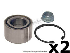 Mercedes w140 REAR LEFT and RIGHT Wheel Bearing Kit Set of 2 SKF + WARRANTY