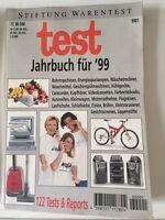 Stiftung Warentest test Jahrbuch 1999