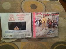 The Hard Way [PA] by Javier & the Str8jackers (CD 1991 Ichiban) RARE OOP HIP HOP