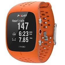 Polar M430 Montre GPS Mixte adulte Orange