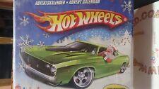 Hot Wheels Calendrier de l'avant  (9976)
