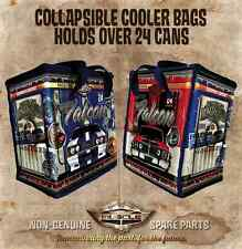Ford Falcon Cobra  GTHO Cooler Bag - Holds a case of 24 cans  Collapsable Foil