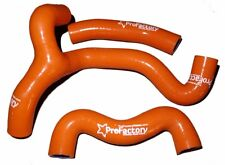 KTM 50sx 50 sx Radiator Hose Y Kit Pro Factory Hoses Orange 2012-2017