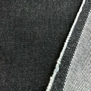 """60"""" Heavy Selvedge Denim Fabric for Clothing Jeans Crafts Patchwork by The Yard"""