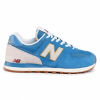 New Balance ml574sca Scarpa sport sneaker intense blue