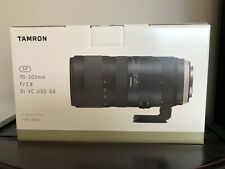 Brand New! Tamron SP A025 70-200mm F/2.8 VC Di USD Lens For Canon (G2)