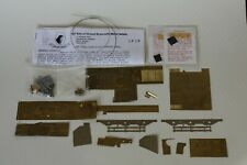 OO EM P4 Falcon Brass 27XX Pannier Tank kit