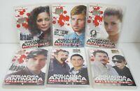 SQUADRA ANTIMAFIA PALERMO OGGI Stagione 1 n. 6 DVD - Abbinamento Editoriale