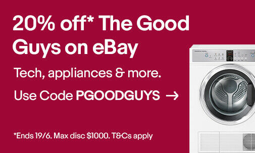 20% off The Good Guys