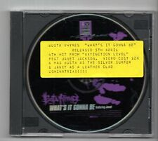(IZ756) Busta Rhymes, What's It Gonna Be ft Janet Jackson - 1999 DJ CD