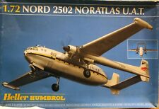 Heller 1/72 scale Nord N.2502 Noratlas French transporter boxed complete unmade