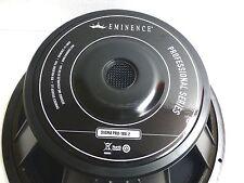 "Eminence Sigma pro-18a-2 18"" Lautsprecher 650 Watt 8 Ohm Made in USA"