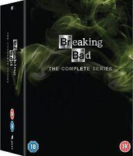 Breaking Bad Season 1-6 - 1 2 3 4 5 6 Complete DVD Box Set New Sealed JF