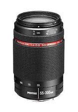 Pentax HD DA 55-300 mm ED WR Objektiv  für Pentax Digtal Neuware