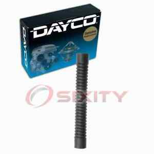 Dayco Upper Radiator Coolant Hose for 1953-1954 Hudson Super Jet Belts nr