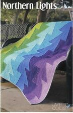 NORTHERN LIGHTS QUILT QUILTING PATTERN, From Jaybird Quilts NEW