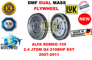 FOR ALFA ROMEO 159 2.4 JTDM Q4 210BHP EST 2007-2011 NEW DUAL MASS DMF FLYWHEEL