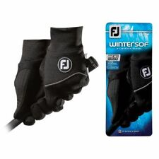 Footjoy Mens Wintersof Golf Gloves Thermal Winter playing pair 66965