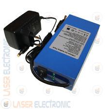 Batteria Esterna Tampone Ricaricabile a Litio 12V Volt 9.8AH con Caricabatteria