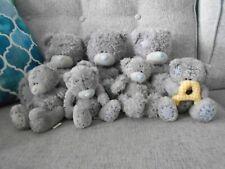 Me To You Tatty Teddy Blue Nose Friends Teddies Bundle, Soft Toy Plush