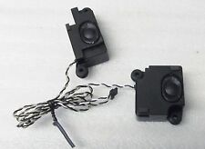 Toshiba Satellite Pro L870-17X Genuine Laptop Speakers L & R Pair   T8 RG