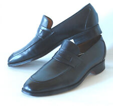 ALAN McAFEE BY CHURCH'S * HALF STRAP LOAFER IN BLACK * SZ: 10.5 C * OUTSTANDING