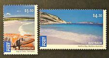 Australian Decimal Stamps:2010 Australian Beaches-International Stamps-Set 2 MNH