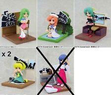 HIGURASHI NO NAKU KORO NI WHOLESALE LOT SET OF 5 Figure Anime Japan E202
