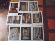 lotto stock stampe dei monumenti di rimini