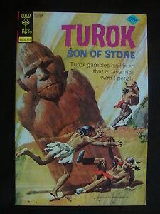 Turok #92 F/VF Gambles