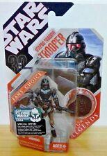 Star Wars 30th Utapau Shadow Trooper Anniversary NOC 2007 Includes Star Case