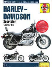 1970-2013 Harley Sportster 883 1000 1100 1200 Repair Service Workshop Manual 266 (Fits: Harley-Davidson)
