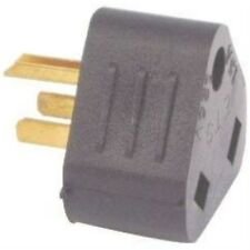 American Hardware Rv-307C Electrical Adapter, 30 A Female to 15 A Male