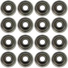 16 New GM Valve Spring Retainer Caps 1995-2000 7.4L 454 10213464