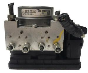 16 Scion iA 1.5L ABS Anti-Lock Brake Pump Assembly | DB1S 43 7A0