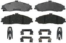 Disc Brake Pad Set-Ceramic Disc Brake Pad Front ACDelco Advantage 14D731CH