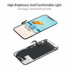 OEM For iPhone 12 Pro OLED LCD Display Touch Screen Digitizer Replacement Black