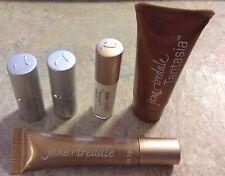 Travel Sample Lot of Jane Iredale Mascara Lip & Cheek Stain LipDrink Tantasia +